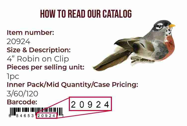 how to read catalog